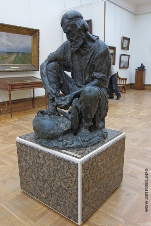 Коненков С. Т. Камнебоец